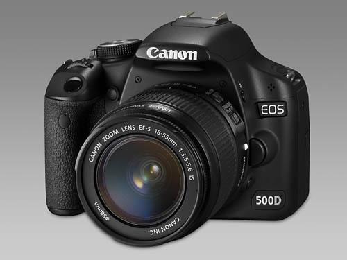 Canon EOS - die derzeit beste digitale Spiegelreflexkamera